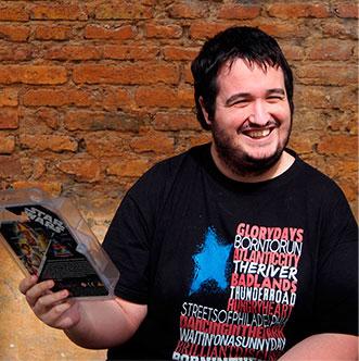 Jaume Díaz, programación y aplicaciones